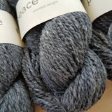 Peace Fleece Worsted: Father's Grey