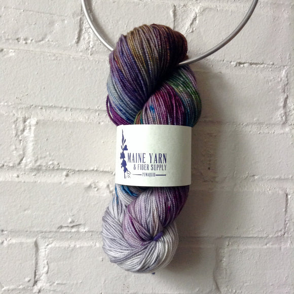 Pemaquid: Boomerang - Maine Yarn & Fiber Supply