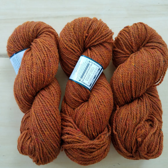 Peace Fleece Worsted: Glasnost Gold - Maine Yarn & Fiber Supply