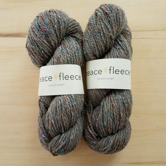 Peace Fleece Worsted: Grass Roots - Maine Yarn & Fiber Supply