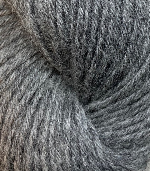 Heather Line from JaggerSpun: Ash