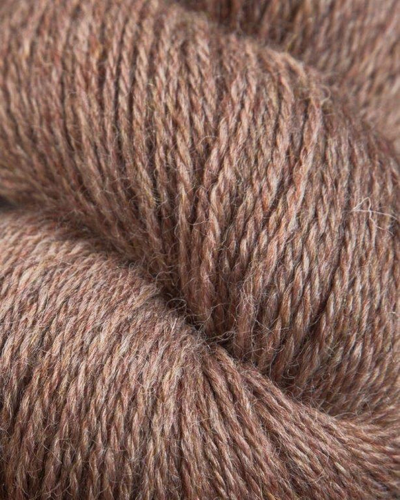 The Heather Line from JaggerSpun: Hickory