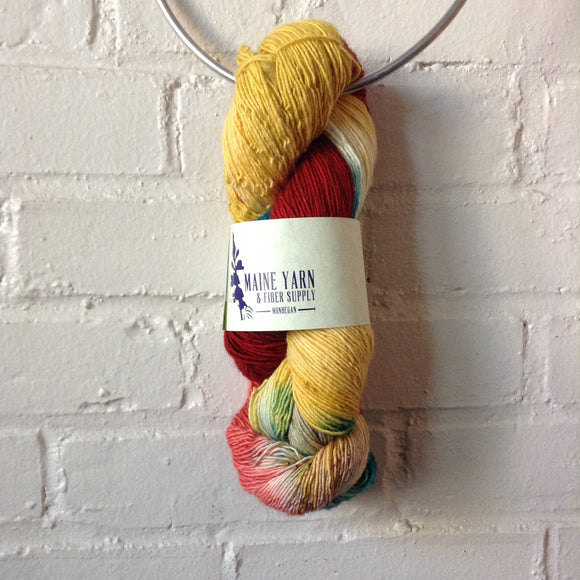Monhegan: Ghost Ranch - Maine Yarn & Fiber Supply