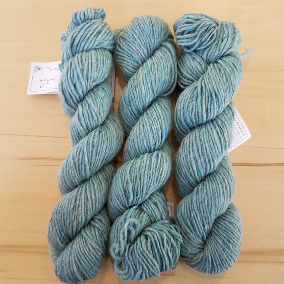 Mountain Mohair by Green Mountain Spinnery: Ice Blue - Maine Yarn & Fiber Supply