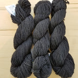 Mountain Mohair by Green Mountain Spinnery: Jet Black - Maine Yarn & Fiber Supply