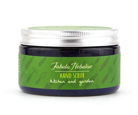 Kitchen + Garden Sugar Scrub by Fabula Nebulae