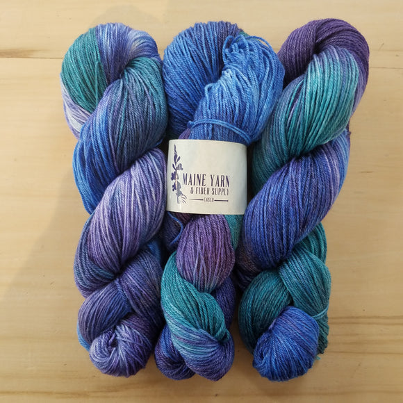 Casco: Lakes & Lupines - Maine Yarn & Fiber Supply