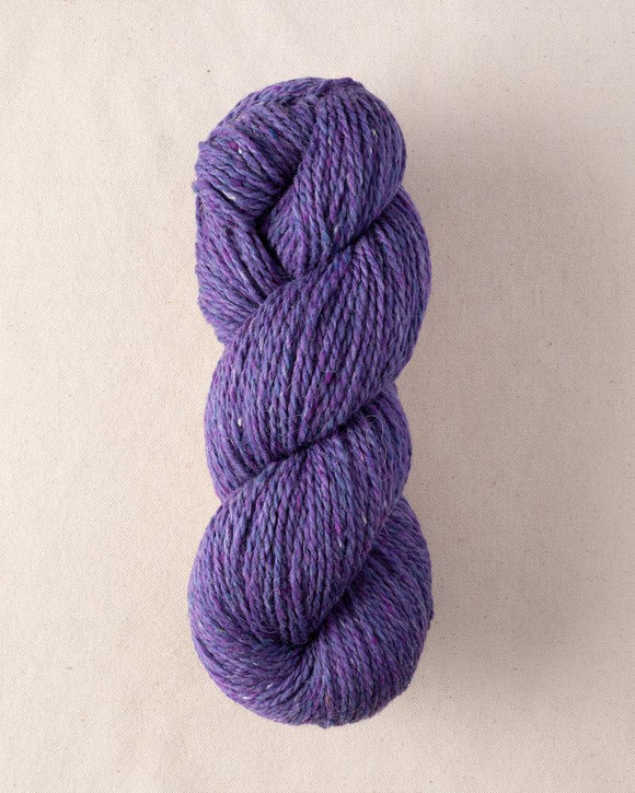 Peace Fleece Worsted: Mir-Atlantis Periwinkle