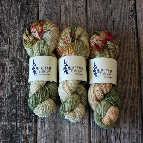 Monhegan: Amsterdam - Maine Yarn & Fiber Supply