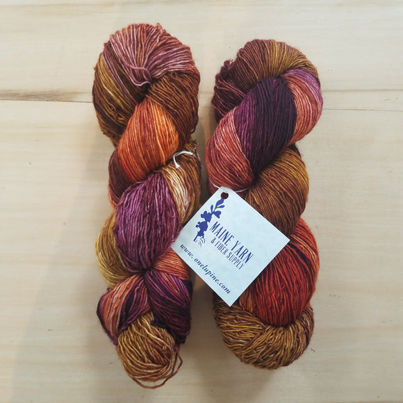 Monhegan: Tapped Maple - Maine Yarn & Fiber Supply