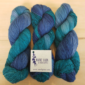 Monhegan: Woods & Waters - Maine Yarn & Fiber Supply