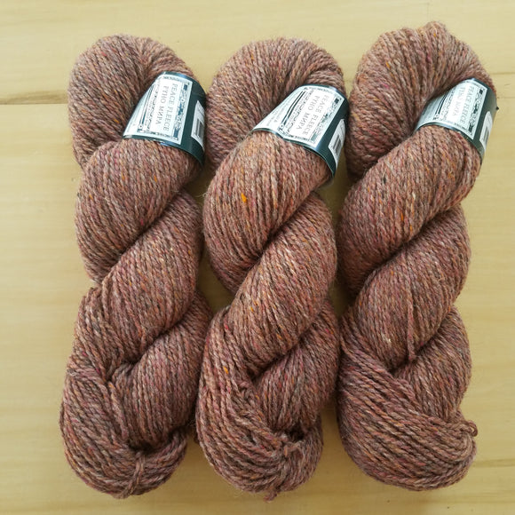 Peace Fleece Worsted: Mourning Dove - Maine Yarn & Fiber Supply