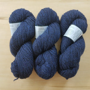 Peace Fleece Worsted: Patience Blue - Maine Yarn & Fiber Supply