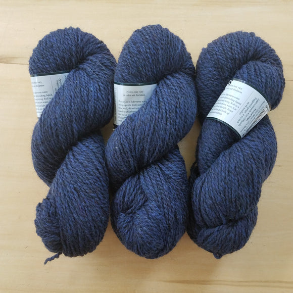 Peace Fleece Worsted: Patience Blue