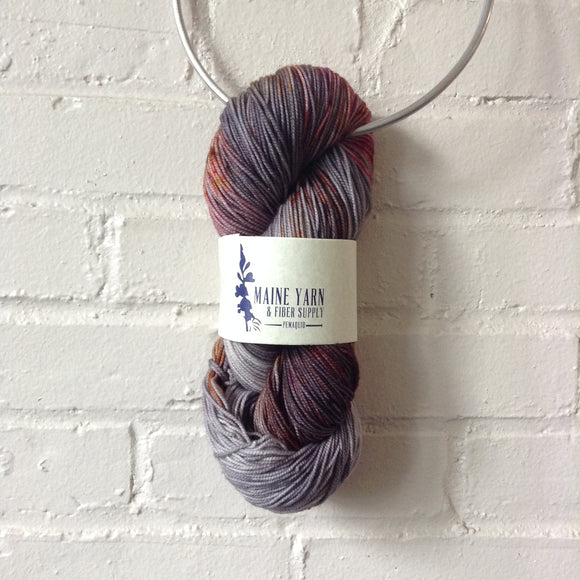 Pemaquid: Killing The Blues - Maine Yarn & Fiber Supply