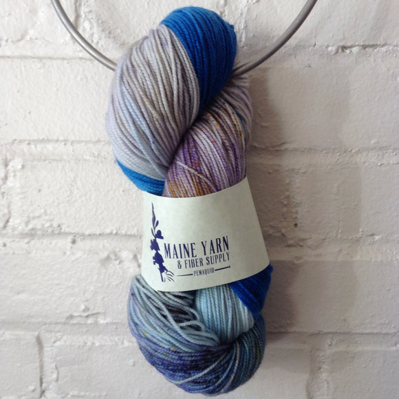Pemaquid: Mahi Mahi - Maine Yarn & Fiber Supply
