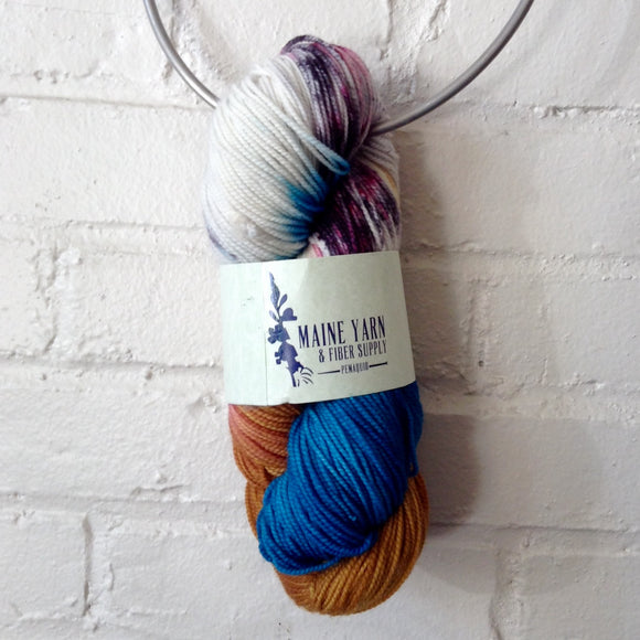 Pemaquid: Zodiac - Maine Yarn & Fiber Supply