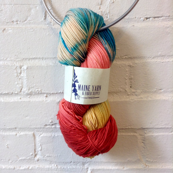 Pemaquid: Ghost Ranch - Maine Yarn & Fiber Supply