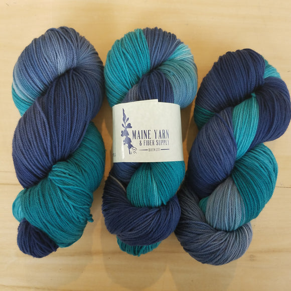 Queen City: Woods & Waters - Maine Yarn & Fiber Supply