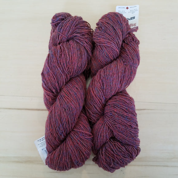 Briggs & Little Sport: Red Heather - Maine Yarn & Fiber Supply