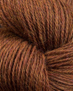 The Heather Line from JaggerSpun: Redwood
