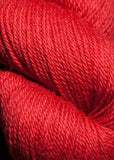 Green Line From JaggerSpun: Scarlet