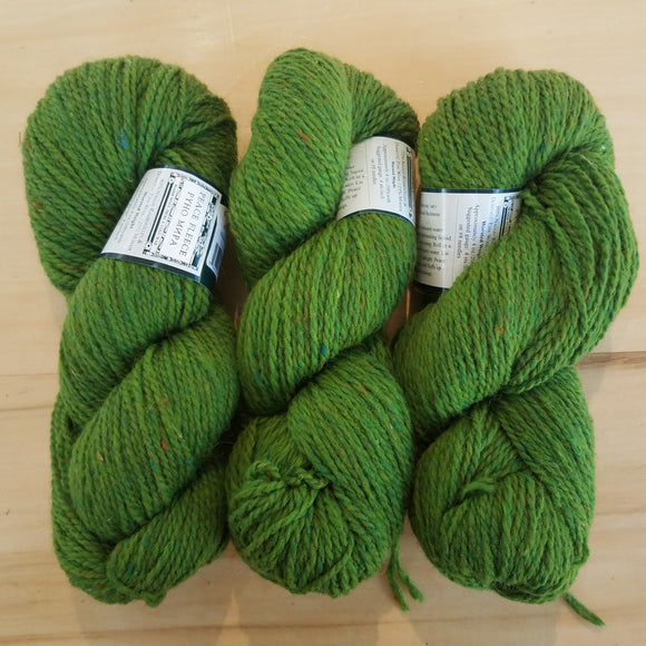 Peace Fleece Worsted: Shaba Green