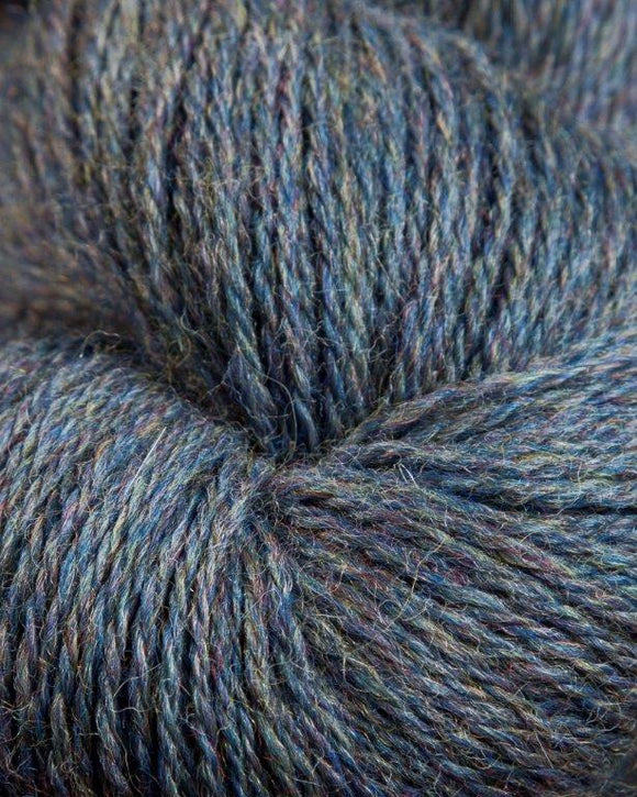 Heather Line from JaggerSpun: Slate