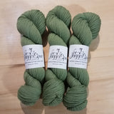 The Green Line From JaggerSpun: Spring Green - Maine Yarn & Fiber Supply