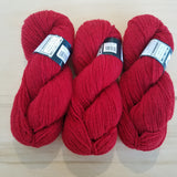 Peace Fleece Worsted: Ukrainian Red