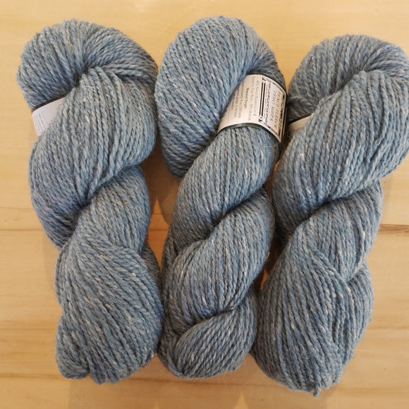 Peace Fleece Worsted: Volgassippi Blue