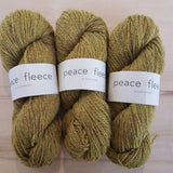 Peace Fleece Worsted: Wild Mustard