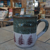 Wilderness Escape Mugs by The Potter's House (2 sizes!)