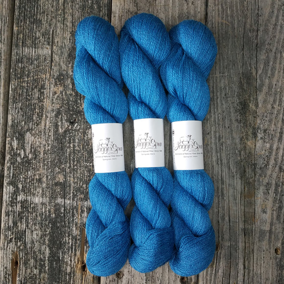 Zephyr Lace From JaggerSpun: Marine Blue