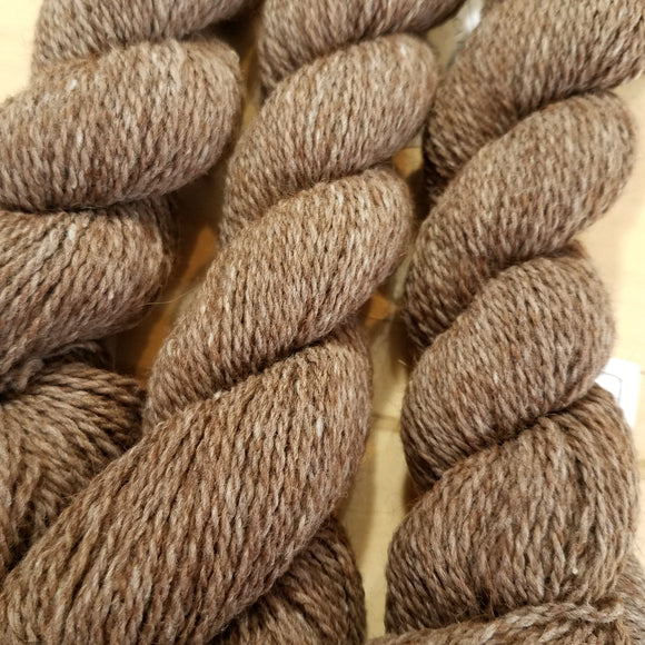 Alpaca Elegance by Green Mountain Spinnery: Cappuccino - Maine Yarn & Fiber Supply