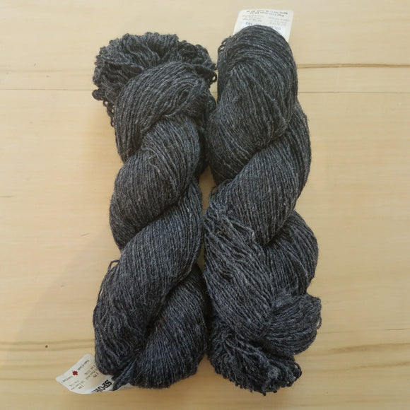 Briggs & Little Sport: Dark Grey - Maine Yarn & Fiber Supply