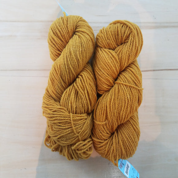 Briggs & Little Heritage: Gold - Maine Yarn & Fiber Supply