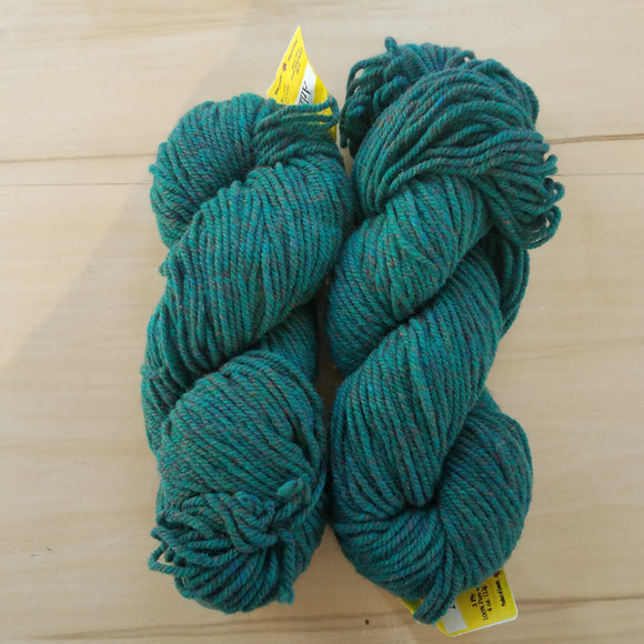 Briggs & Little Atlantic: Green Heather - Maine Yarn & Fiber Supply
