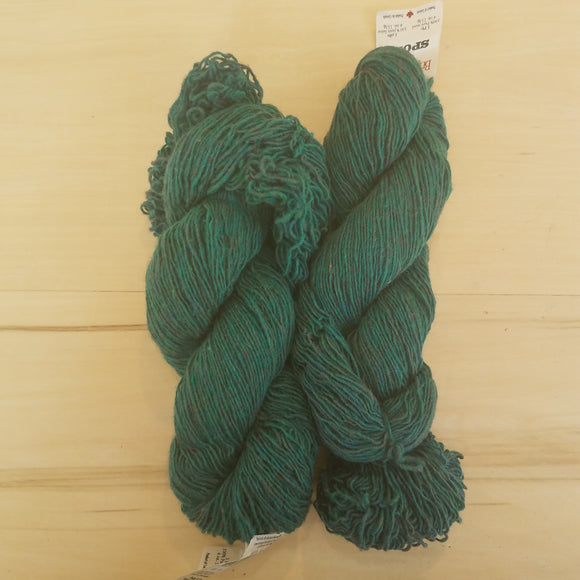 Briggs & Little Sport: Green Heather - Maine Yarn & Fiber Supply