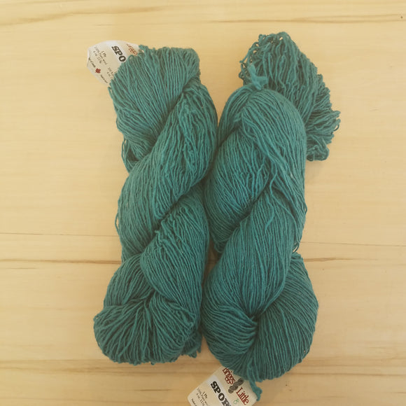 Briggs & Little Sport: Jade - Maine Yarn & Fiber Supply