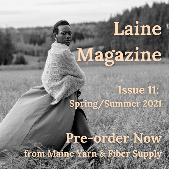 Laine Magazine: Issue 11 by Laine Magazine