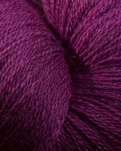 Zephyr Lace From JaggerSpun: Mulberry