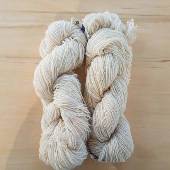 Briggs & Little Regal: Natural White - Maine Yarn & Fiber Supply