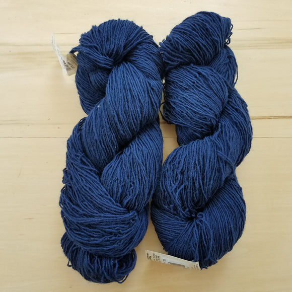 Briggs & Little Sport: Navy Blue - Maine Yarn & Fiber Supply
