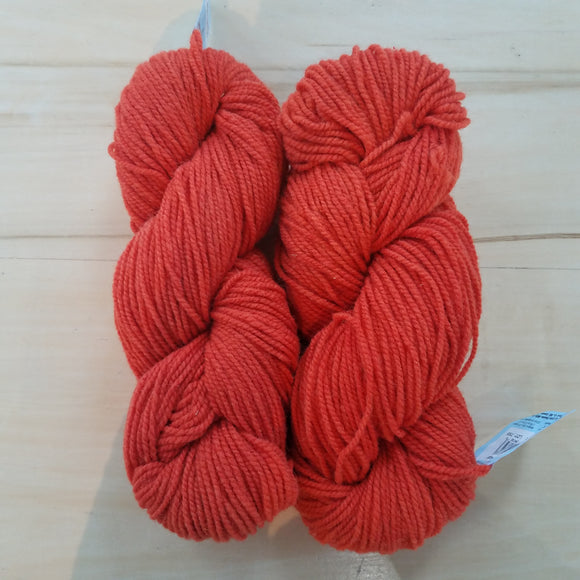 Briggs & Little Heritage: Orange - Maine Yarn & Fiber Supply