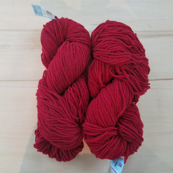 Briggs & Little Heritage: Red - Maine Yarn & Fiber Supply