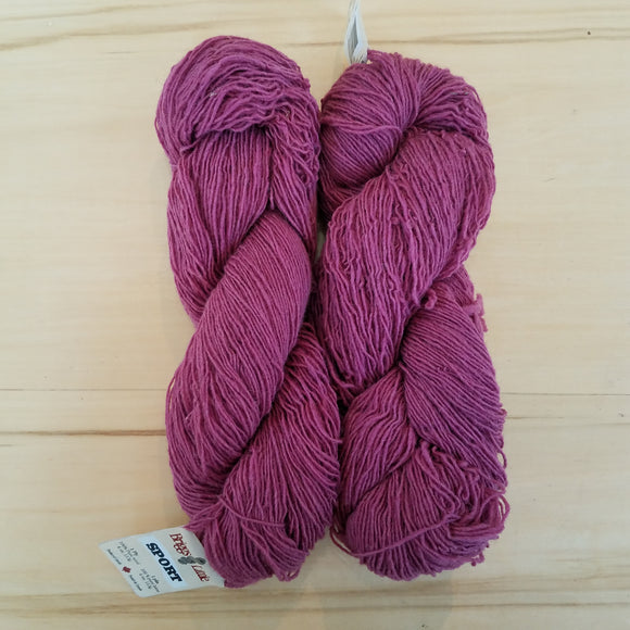 Briggs & Little Sport: Rose - Maine Yarn & Fiber Supply