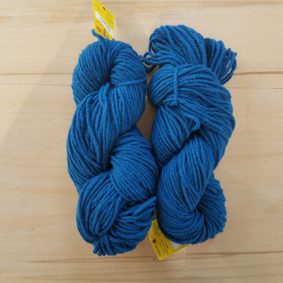 Briggs & Little Atlantic: Teal Blue - Maine Yarn & Fiber Supply
