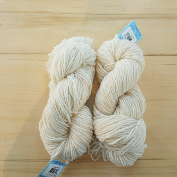 Briggs & Little Heritage: Washed White - Maine Yarn & Fiber Supply