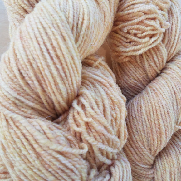 Briggs & Little Regal: Yellow WO - Maine Yarn & Fiber Supply